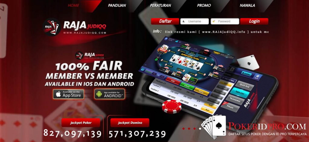 rajajudiqq pokeridpro